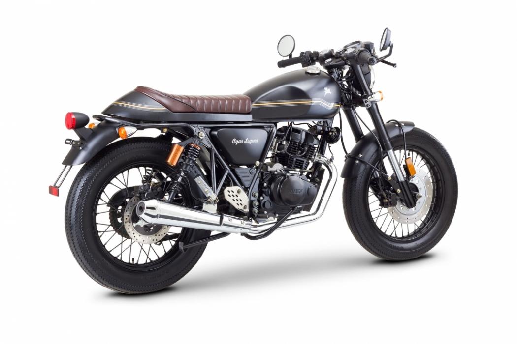motocykl ogar legend 125. Black Bedroom Furniture Sets. Home Design Ideas